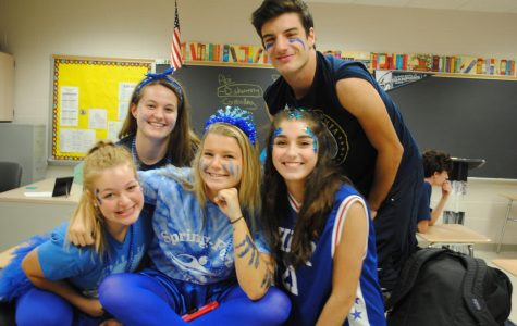 Spirit Week brings students together