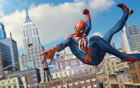"Spiderman PS4 Game receives new ""Plus Update"""