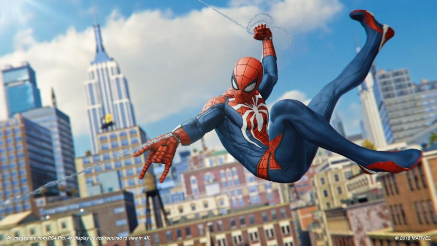 "Spiderman PS4 Game receives new ""Plus Update"" – Rampage"