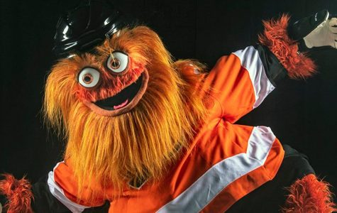 Flyers' Gritty nets attention