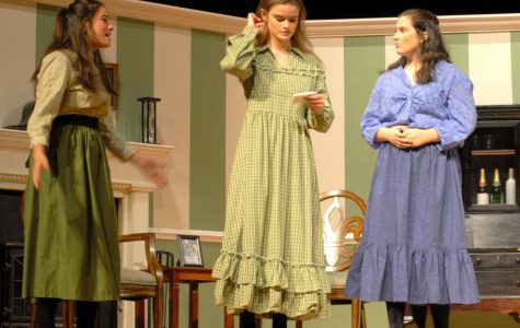 'Little Women' takes stage