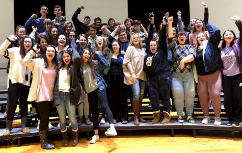 Spring-Ford wins B101 Christmas Choir Competition
