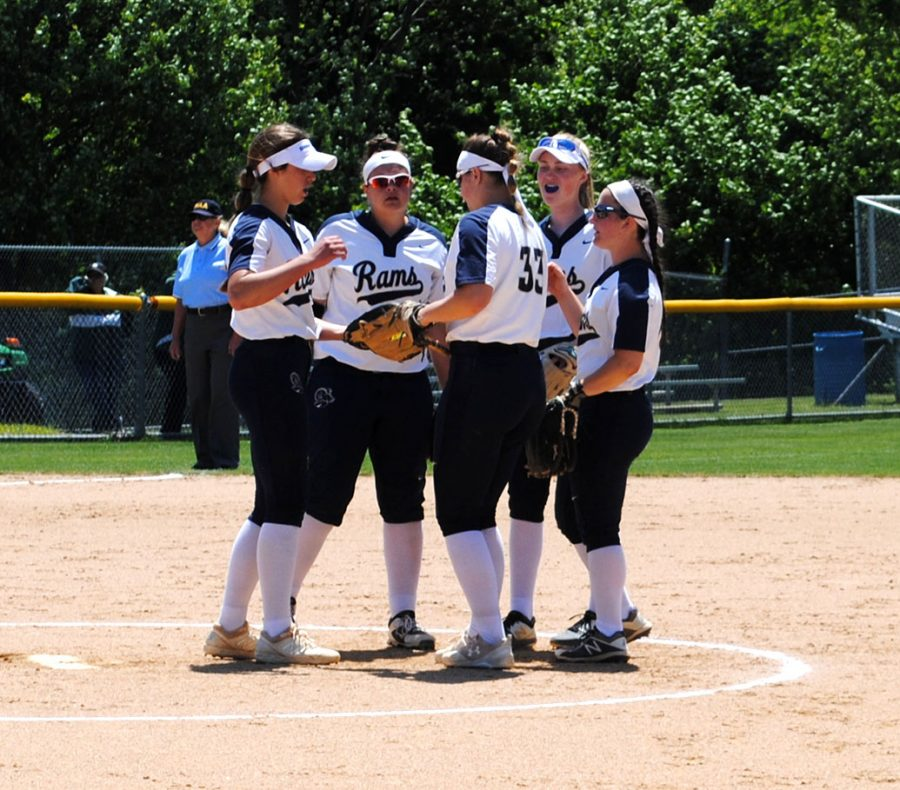 The+Spring-Ford+softball+team+defeated+Garnet+Valley%2C+8-0%2C+to+clinch+a+trip+to+the+state+tournament.+