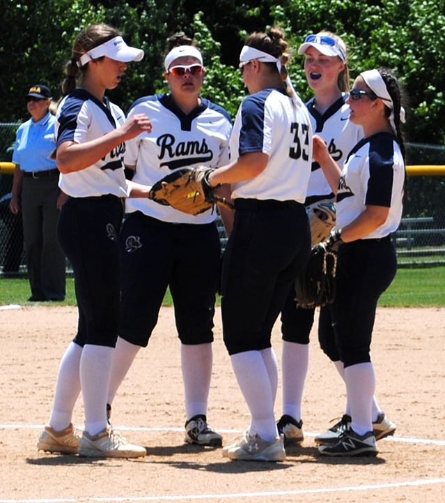 The Spring-Ford softball team defeated Garnet Valley, 8-0, to clinch a trip to the state tournament.