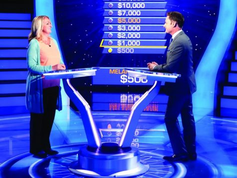 "History teacher Melanie Bowen has enjoyed winning visits to the television gameshows ""Wheel of Fortune"" and ""Who Wants to be a Millionaire."""