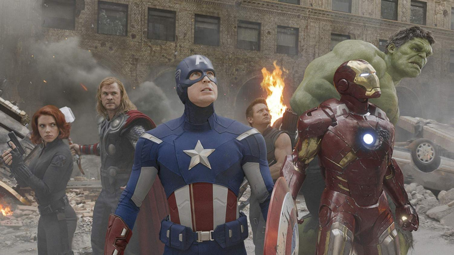 """""""The Avengers"""" (above) is one of the wildly successful movies to rise out of the Marvel Cinematic Universe."""
