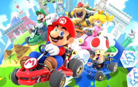 "Nintendo launched ""Mario Kart Tour"" as a mobile application on Sept. 25."