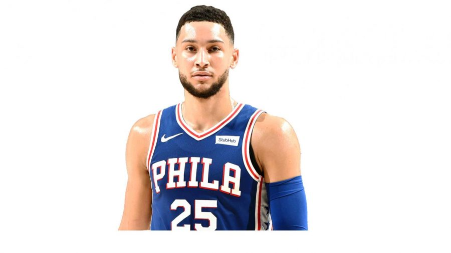 Ben+Simmons%27+contract+extension+was+a+big+part+of+the+Sixers%27+offseason+plan.+