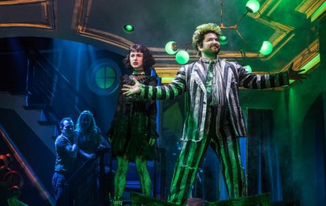 It's showtime with Broadway's 'Beetlejuice'