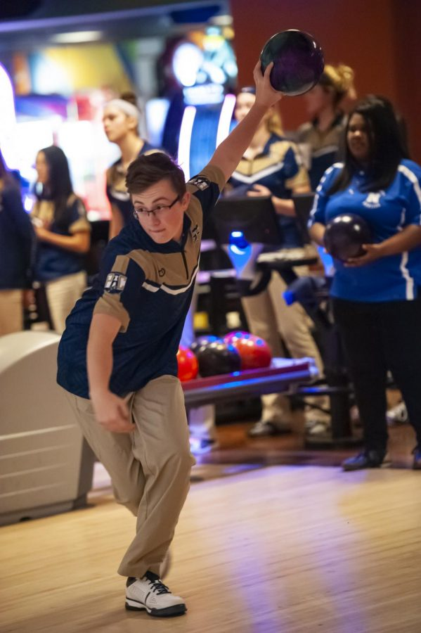 Matt Hanson finished the season as one of the Rams' strongest bowlers.