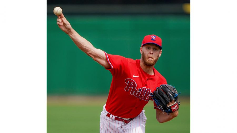 The Phillies signed Zack Wheeler to help their rotation over the offseason. It is currently unknown when, or if, Major League baseball will return.