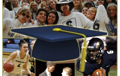 Spring-Ford seniors have displayed resiliency, courage, and innovation as much of the big events from senior year were affected by the Covid-19 restrictions.