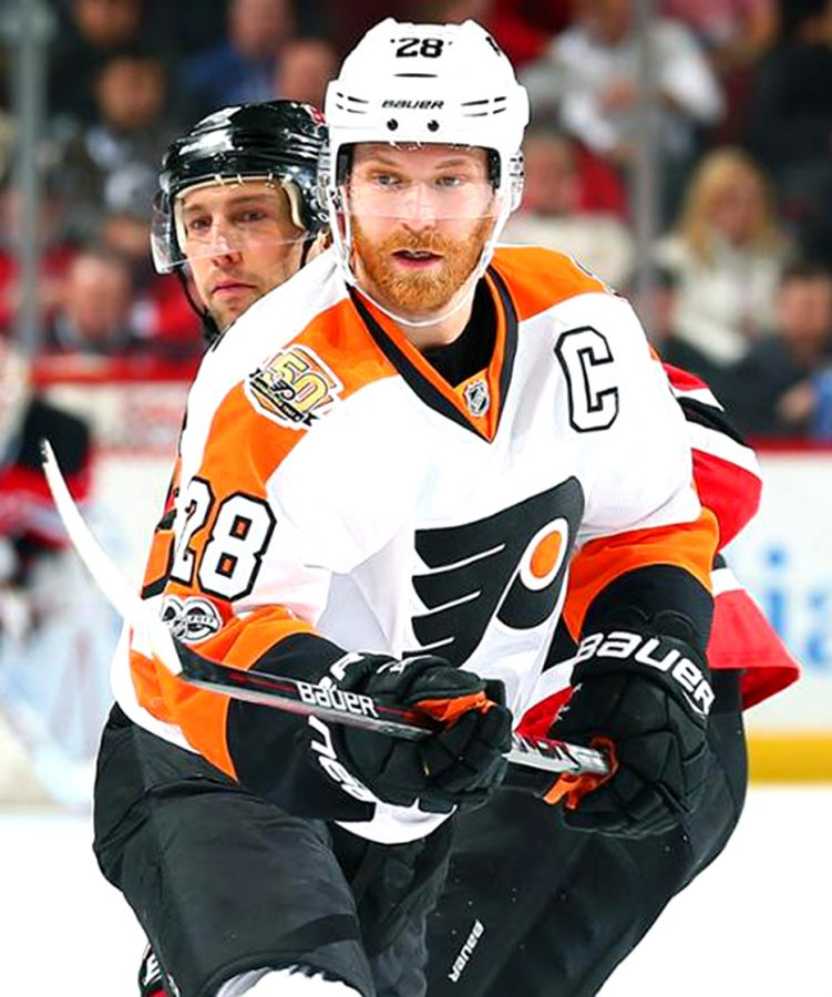 Captain+Claude+Giroux+and+the+Flyers+finished+with+the+sixth+most+points+in+the+NHL+prior+to+the+coronavirus+shutdown.+They+will+hopefully+resume+their+bid+for+a+Stanley+Cup+in+late+July+or+early+August+when+NHL+play+resumes.+