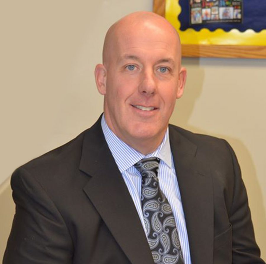 Dr. Robert Colyer will become Spring-Ford's next High School Principal.