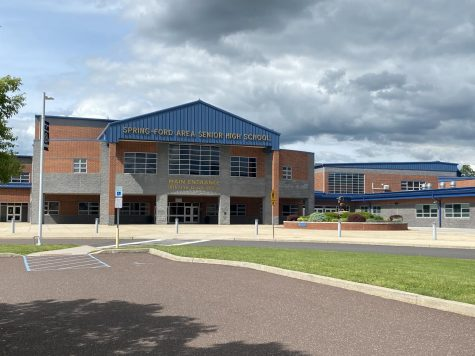 Spring-Ford will start school year in Red Plan