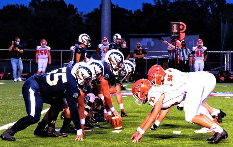 Spring-Ford captured a 27-13 victory over rival Perkiomen Valley on Friday night, Sept. 25.