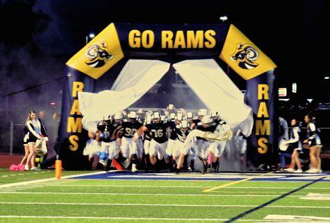Rams kick off football season