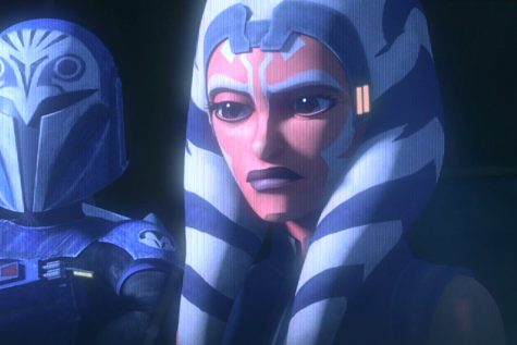 "Fan favorite character Ashoka Tano returns for the final season of ""Star Wars: The Clone Wars"" on Disney+."