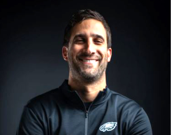 The Eagles hired Colts assistant Nick Sirianni as their next head coach.